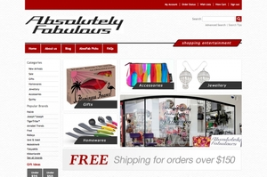 Absolutely Fabulous Online Store