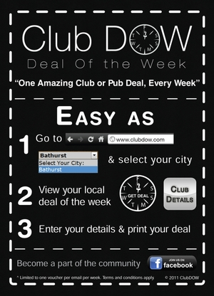 Club Deal Of the Week (ClubDOW)