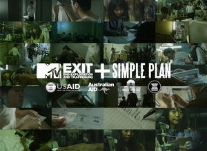 MTV EXIT - Simple Plan Music Video
