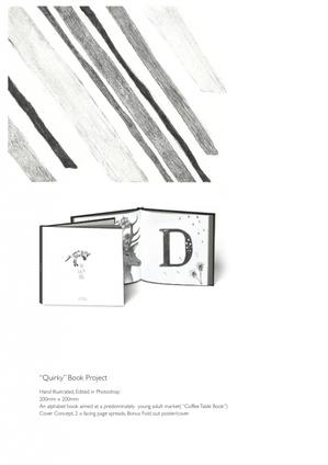 """The Lazy Dog"" - Alphabet Book"