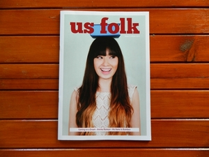 Us Folk Magazine - Issue 2