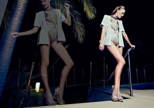 Escapade shoes SS 2013