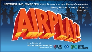 AirPlay! @ Melbourne Airport