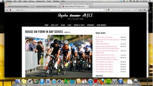 Press Officer Rapha Condor Sharp Pro Cycling Team