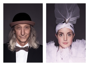 Barking Gecko Theatre Company Actor Portraits