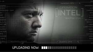 Operation Intel for The Bourne Legacy