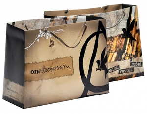 One Teaspoon Shopping Bag