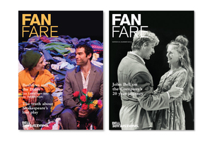 Bell Shakespeare Magazines, Brochures & Collateral