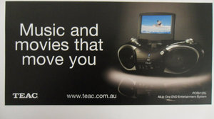TEAC Billboards
