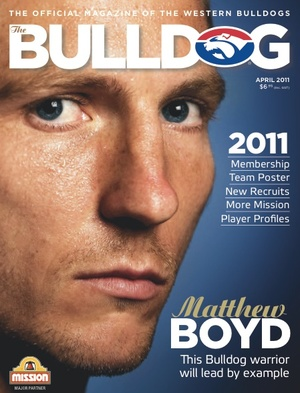 Bulldog Magazine