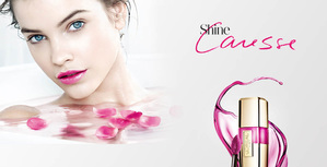 L'ORÉAL PARIS. SHINE CARESSE.