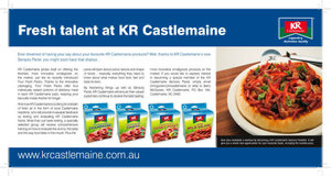KR Castlemaine Press Ad