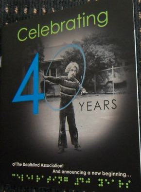 Able Australia 40th Anniversary Booklet