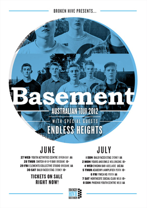 Basement AUS Tour 2012