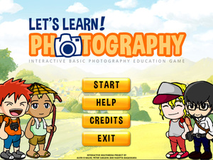 Let's Learn Photography!