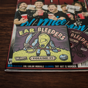 EAR BLEEDERS VOLUME 17