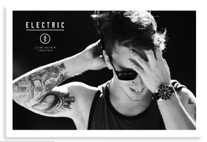 ELECTRIC WINTER 2013-14 AD CAMPAIGN