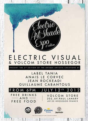 ELECTRIC ART SHADE EXPO