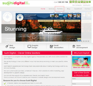 Perth Web Design Revamp
