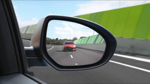 Mazda Plate Exit - TVC