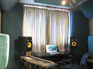 Studio Acoustics Treatment