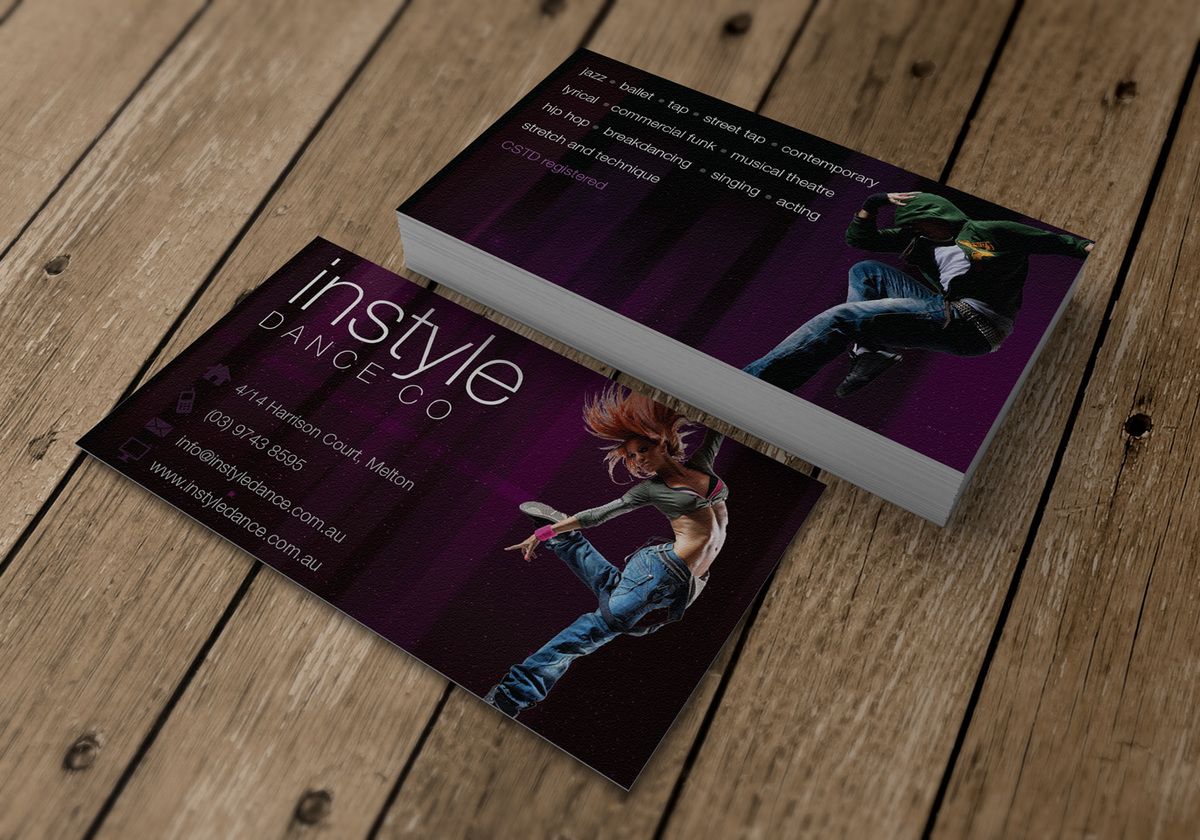 Instyle dance company website concert program and business 0 magicingreecefo Images