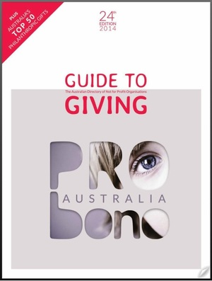 The Guide to Giving