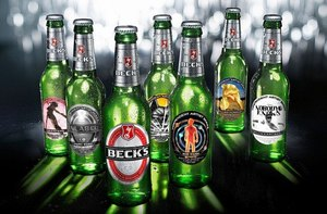 The Becks Art Label Project