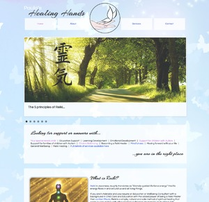 Responsive Website - PHH