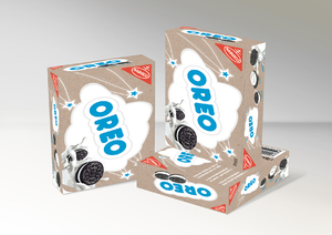 Oreo Packaging Design