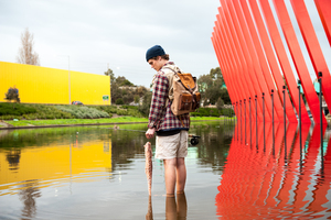 Elver Backpack Campaign (Urban Fishing)