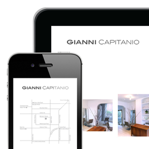Gianni Capitanio - Branding & Digital Design