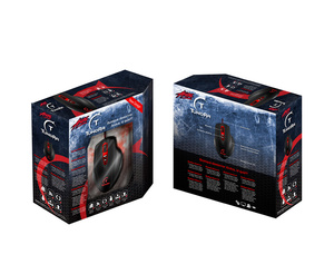 Gaming Mouse Packaging