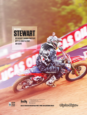 Australasian Dirt Bike Magazine SP