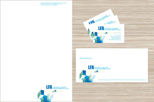 LFA Consulting Engineers corporate identity