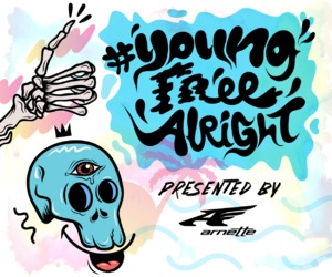 Young Free Alright Re-Branding