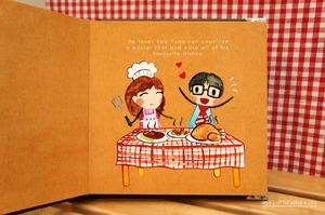 Logan & Yuna's Love Story Picture Book