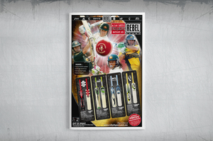 Rebel Sport Cricket Catalogue Design