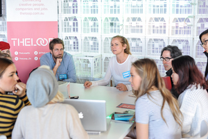 The Loop's Portfolio Masterclasses at VIVID Ideas 2014