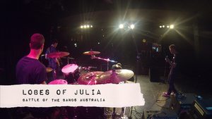 "Lobes of Julia - ""Seeing You"" - Battle of the Bands Australia"