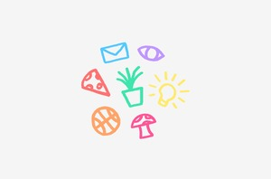 Noun Project Icon Set