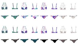 Sets Of Seven - Swimwear print design