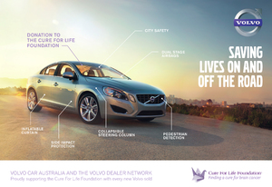 VOLVO Cure For Life Foundation