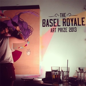 Basel Royale Art Prize 2013