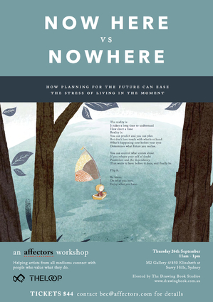 Now Here vs. Nowhere