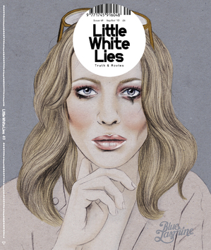 Little White Lies Magazine Cover Issue 49