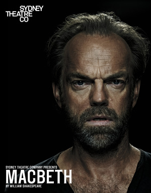 'Hugo Weaving' by Michele Aboud
