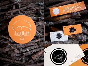 JakoHaus - Housing solutions,  Branding