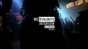 Ms Dynamite, Interview 2012