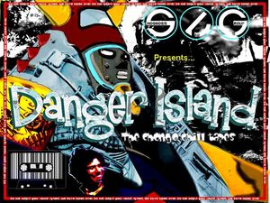 DANGER ISLAND: The Chongo Chill Tapes EP series